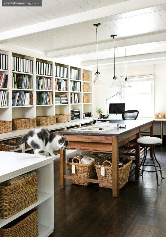 Dreamy Work Spaces - Organization
