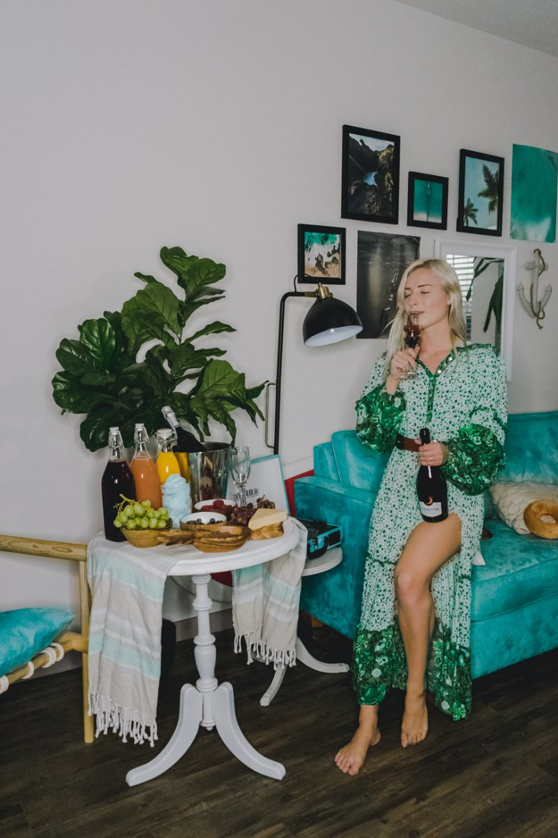 How To: Prosecco Bar by Jenny Bess of Sweet Teal