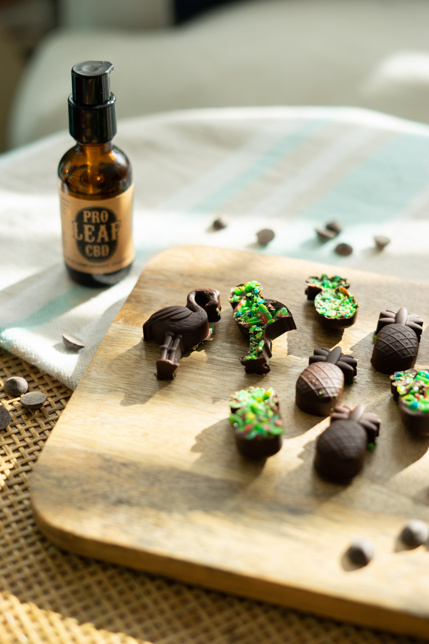How To Make CBD Infused Chocolates - Sweet Teal