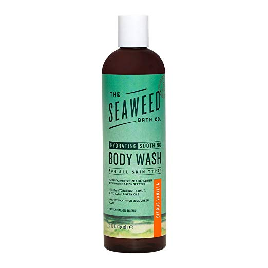 The Seaweed Co Body Wash - Clean Beauty