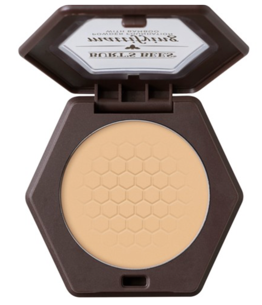 Burt's Bee's Powder Foundation - Clean Beauty Products