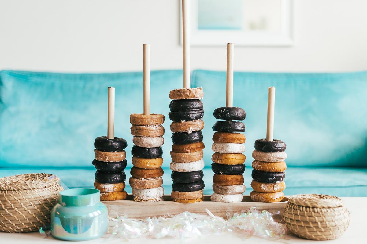 DIY Donut Stand - Jenny Bess