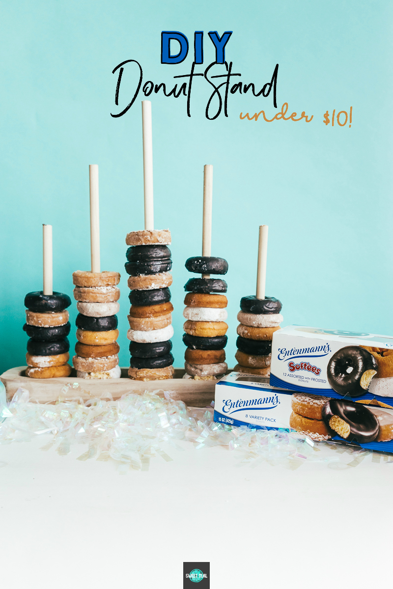 Make This DIY Donut Stand - Jenny Bess