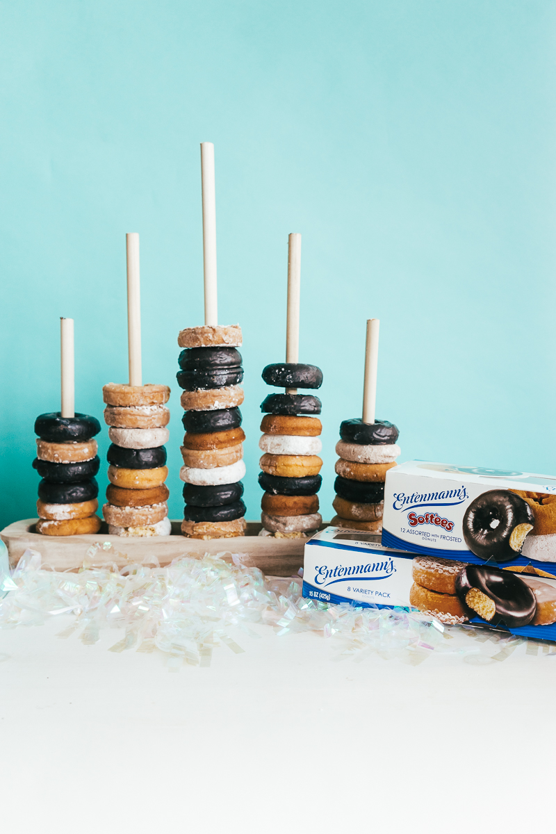 DIY Donut Stand with Entenamms - Jenny Bess