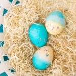 Make These Drone-Inspired Beach Easter Eggs