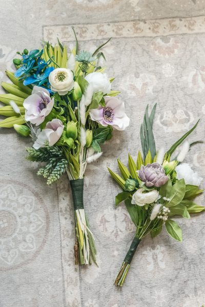 How To Make Wedding Bouquets Using Fake Flowers