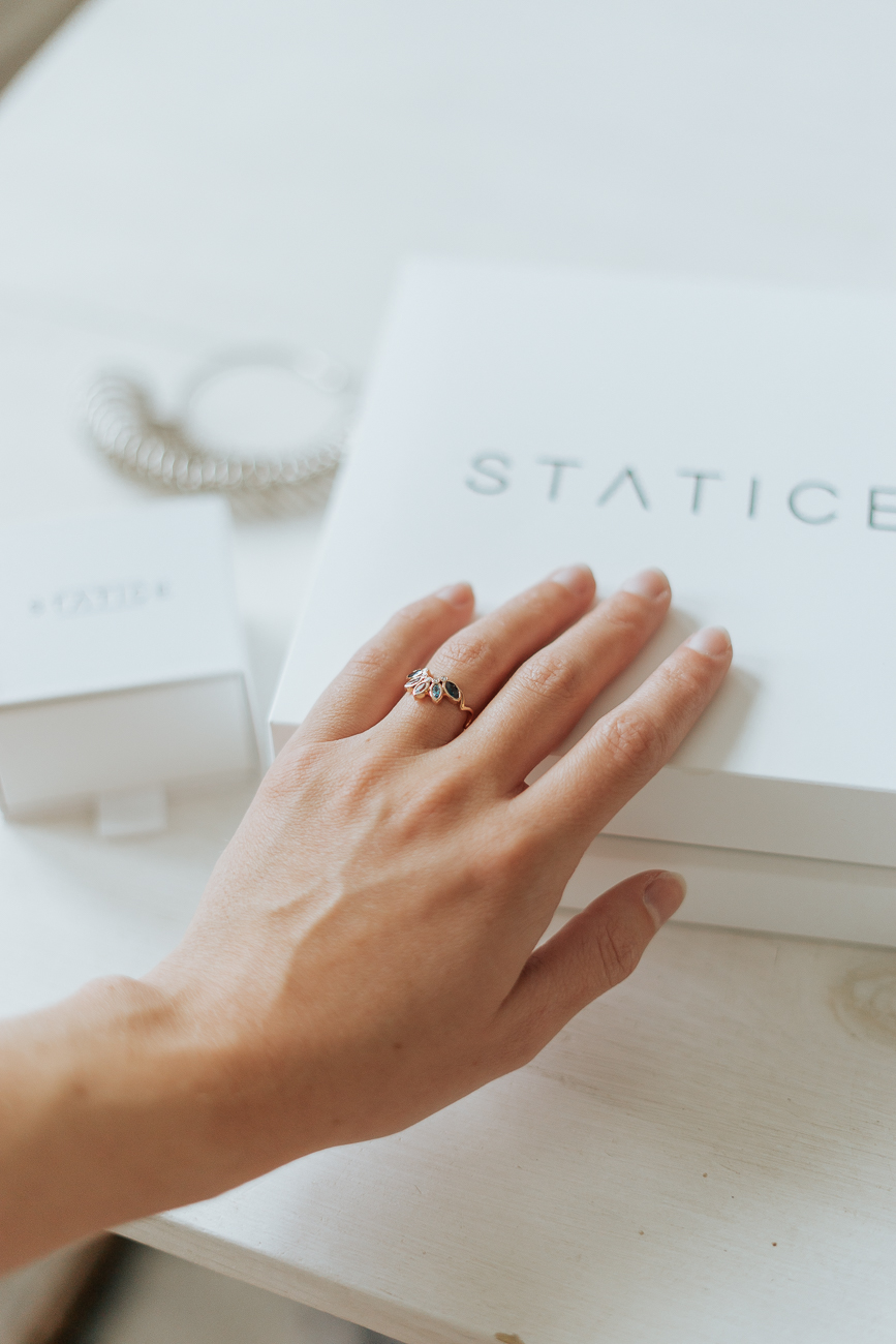 How To Design A Custom Ring With Statice Jewelry - Jenny Bess