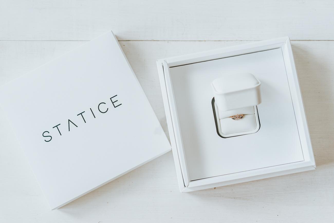 Statice Jewelry Custom Designed Ring - Jenny Bess